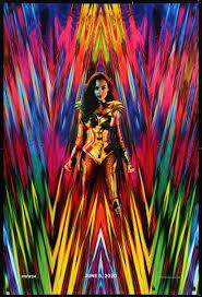 Image result for wonder woman 1984 film poster