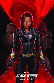 Image result for black widow 2020 poster